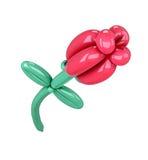 Het close-up van de bloemballon vector illustratie
