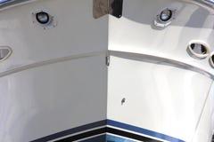 Het close-up van de bootboog Royalty-vrije Stock Afbeeldingen