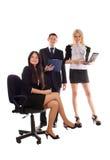 Het commerciële team Royalty-vrije Stock Fotografie