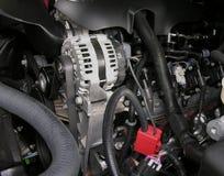 Het compartiment van de motor Stock Foto's