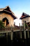 Het complexe Museum van de Staat Terengganu Royalty-vrije Stock Afbeeldingen