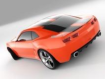 Het Concept 2009 van Camaro van Chevrolet Royalty-vrije Stock Foto's