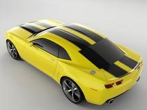 Het Concept 2009 van Camaro van Chevrolet Royalty-vrije Stock Fotografie