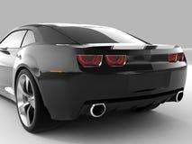 Het Concept 2009 van Camaro van Chevrolet Royalty-vrije Stock Afbeelding