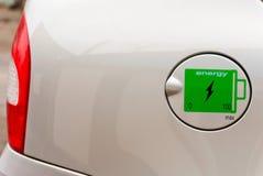 Het concept milieuvriendelijke brandstof royalty-vrije stock afbeeldingen