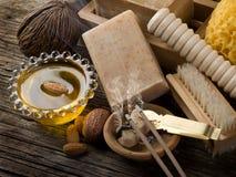 Het concept van Aromatherapy en van het kuuroord royalty-vrije stock foto