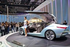 Het Concept van Buick Riviera Stock Foto's
