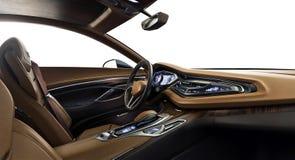 2013 het Concept van Cadillac Elmiraj Royalty-vrije Stock Fotografie