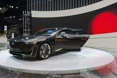 Het Concept van Cadillac Escala Stock Fotografie