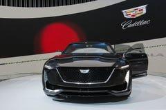 Het Concept van Cadillac Escala Royalty-vrije Stock Foto's