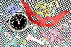De tijdconcept van Carnaval Stock Foto's