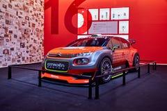 2016 het Concept van Citroën C3 WRC Royalty-vrije Stock Foto's