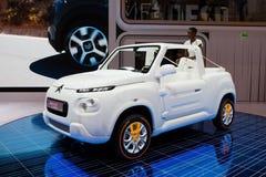 Het concept van Citroën Emehari Royalty-vrije Stock Foto's