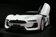 Het concept van Citroën GT Stock Afbeelding
