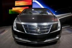 Het Concept van Converj van Cadillac - voorzijde Royalty-vrije Stock Afbeelding