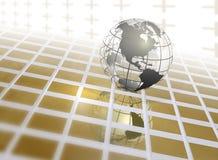 Het concept van de aarde Royalty-vrije Stock Afbeeldingen