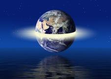 Het concept van de aardemacht Royalty-vrije Stock Afbeeldingen