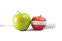 Het concept van de appel stock foto