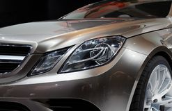 Het Concept van de Betovering van Mercedes-Benz Stock Afbeeldingen