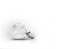 Het Concept van de Bol van het idee Royalty-vrije Stock Afbeeldingen
