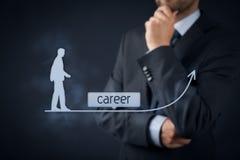 Het concept van de carrière Royalty-vrije Stock Afbeelding