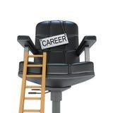 Het concept van de carrière Royalty-vrije Stock Afbeeldingen