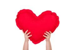 Het concept van de Dag van valentijnskaarten stock afbeeldingen