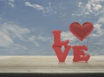 Het concept van de Dag van valentijnskaarten Royalty-vrije Stock Afbeeldingen