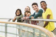 Het Concept van de de Mensenkennis van onderwijsstudenten stock fotografie