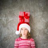 Het Concept van de de Vakantiewinter van Kerstmiskerstmis Stock Foto