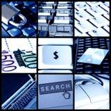 Het concept van de elektronische handel Royalty-vrije Stock Foto's