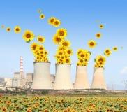 Het concept van de energie stock illustratie