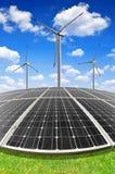 Het concept van de energie Stock Afbeelding