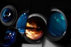 Het Concept van de fotografie Stock Foto's