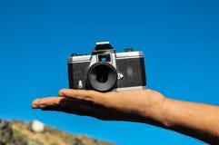 Het concept van de fotografie Royalty-vrije Stock Afbeeldingen