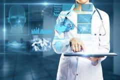 Het concept van de geneeskunde Royalty-vrije Stock Foto's