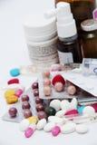 Het concept van de geneeskunde stock fotografie
