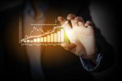 Het concept van de groei Royalty-vrije Stock Fotografie