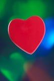 Het concept van de hartliefde Royalty-vrije Stock Afbeeldingen