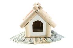Het concept van de huislening Royalty-vrije Stock Afbeelding