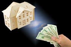 Het Concept van de hypotheek Royalty-vrije Stock Fotografie