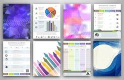 Het concept van de Infographiccreativiteit Stock Afbeeldingen