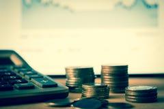 Het Concept van de investering Royalty-vrije Stock Afbeeldingen