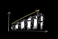 Het Concept van de investering Royalty-vrije Stock Afbeelding