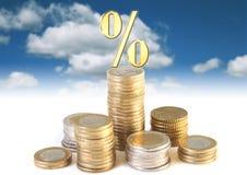 Het concept van de investering Royalty-vrije Stock Fotografie