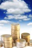 Het concept van de investering Royalty-vrije Stock Foto's