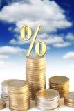 Het concept van de investering Stock Foto's