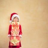 Het concept van de Kerstmisvakantie Royalty-vrije Stock Afbeelding