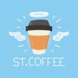 Het concept van de koffie Royalty-vrije Stock Foto's