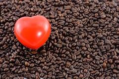 Het concept van de liefdekoffie Royalty-vrije Stock Afbeelding